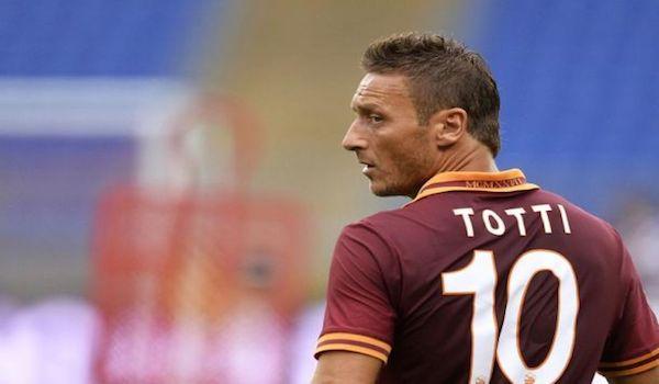 Juve-Barça, ci sarà anche Totti: l'ha invitato Luis Enrique