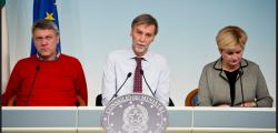 conferenza stampa ast di terni palazzo chigi