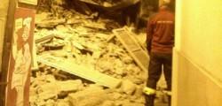 crolla palazzina roma