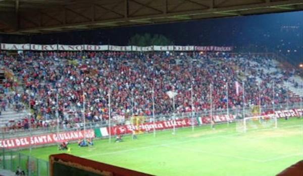 Serie B, al Perugia basta una rete di Guberti (1 – 0) per battere la Pro Vercelli
