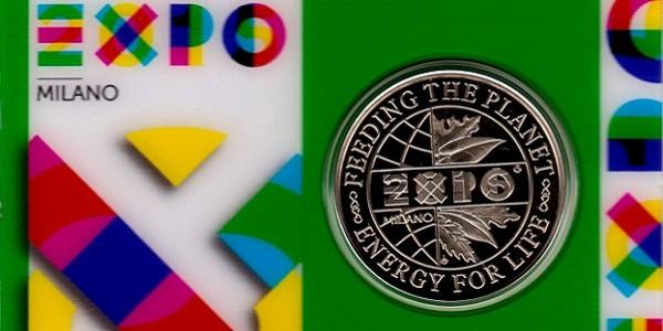 Expo, Carla Fracci presenta la moneta ufficiale