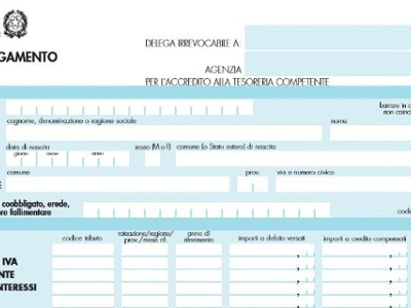 Pagamento online f24 si with pagamento online f24 - Ritardo pagamento imu ...