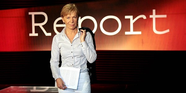 Milena Gabanelli lascia Report: