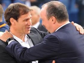 Garcia, Napoli-Roma, Napoli, Roma, Serie A, Garcia, Benitez