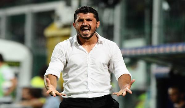 Milan, scelto Gattuso come nuovo allenatore della Primavera