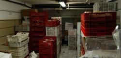 gdf, prodotti tipici scaduti e rietichettati