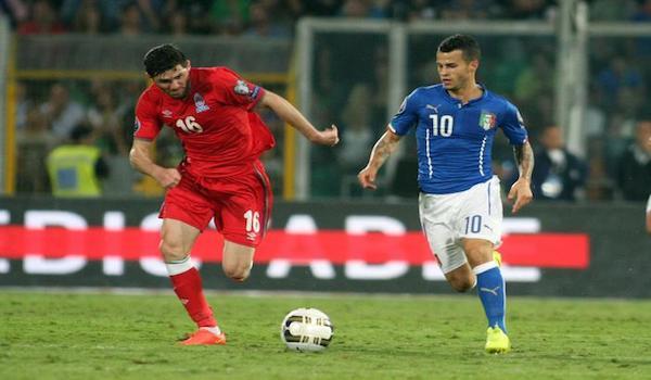 Le formazioni di Italia-Albania. Conte mischia le carte, in attacco c'è Giovinco