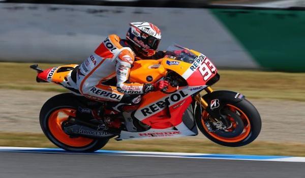 Moto Gp, a Marquez la pole position. Sorpresa Crutchlow (secondo), Rossi solo ottavo