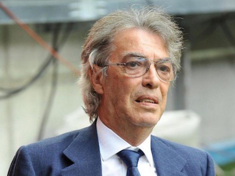 berlusconi, Inter, intervista Moratti, moratti derby, MOratti Inter, Moratti derby Milan - Inter, Moratti Icardi, Moratti Pioli, Moratti MOntella, Moratti dichiarazioni, Moratti parole