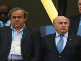 Platini, Blatter, Uefa, Platini scarica Blatter, Platini contro Blatter, Fifa, Uefa