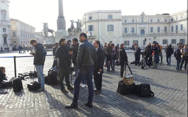 Trattativa Stato-mafia, Quirinale blindato | Napolitano risponde alle domande dei pm