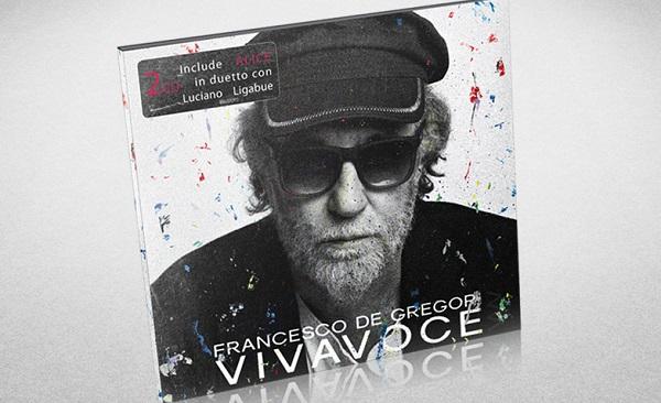 """De Gregori torna con """"Vivavoce"""", nuovo sound per 28 successi"""