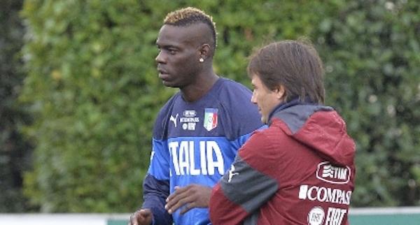 """Nazionale, Conte duro con Balotelli: """"Non ho tempo da perdere con lui"""""""