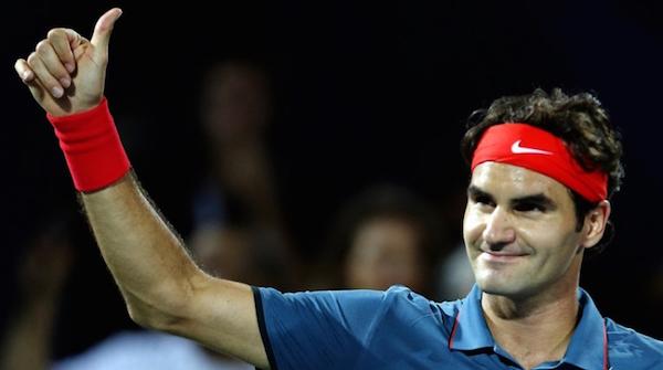 Tennis, Atp Parigi: Federer elimina Seppi. Vittorie per Nadal e Murray