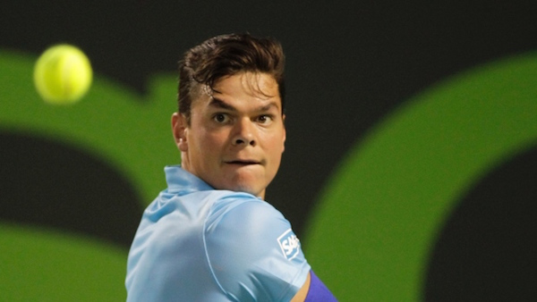 Tennis, Indian Wells. Raonic e Goffin in semifinale