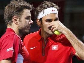 faderer. Wawrinka, Coppa Davis, finale Coppa Davis, doppio Coppa Davis, Francia-Svizzera