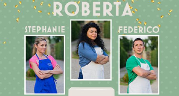 Bake Off Italia 2, la vincitrice è Roberta