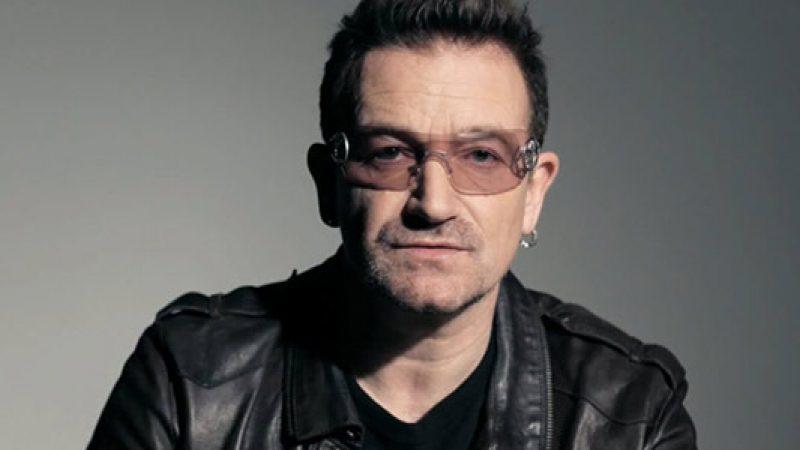 """Bono degli U2: """"Ho rischiato di morire"""""""
