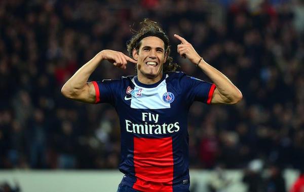 Ligue 1, una doppietta di Cavani evita al Psg la sconfitta: 2 – 2 contro il Nizza