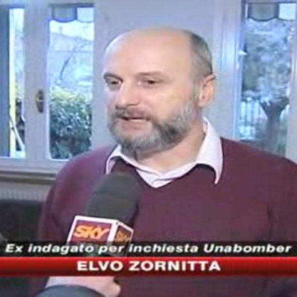 Chiuso il caso Unabomber, riabilitato Zornitta | Condannato il poliziotto che manomise una prova