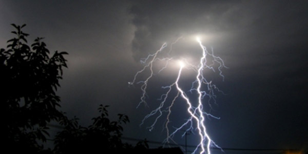 Weekend tra sole e qualche temporale, venti forti in Calabria