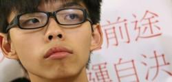 lester shum, joshua wong, hong kong, hong kong arrestati leader studenti, scontri hong kong, hong kong scontri arresti leader studenti