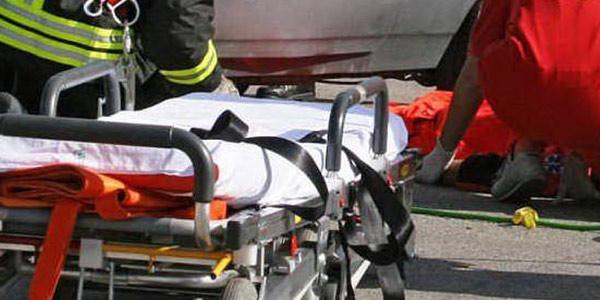 Maltempo, un morto nel Frusinate. Un'auto è stata inghiottita da una voragine