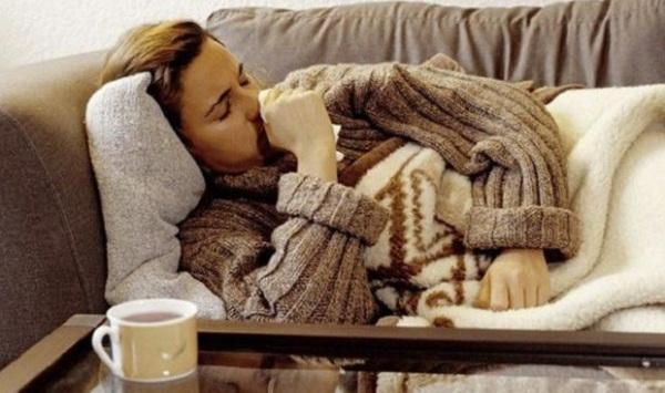 Cosa fare a Capodanno? A letto con la febbre! |