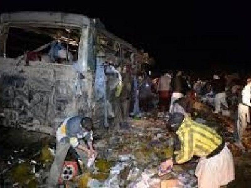 27 morti Pakistan, distretto di Rahim Yar Khan, incidente Pakistan, incidente Rahim Yar Khan, morti incidente pakistan, morti Pakistan, pakistan, Rahim Yar Khan