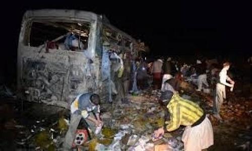 Pakistan, bomba sull'autobus: almeno 16 morti   Altri 24 passeggeri sono rimasti gravemente feriti