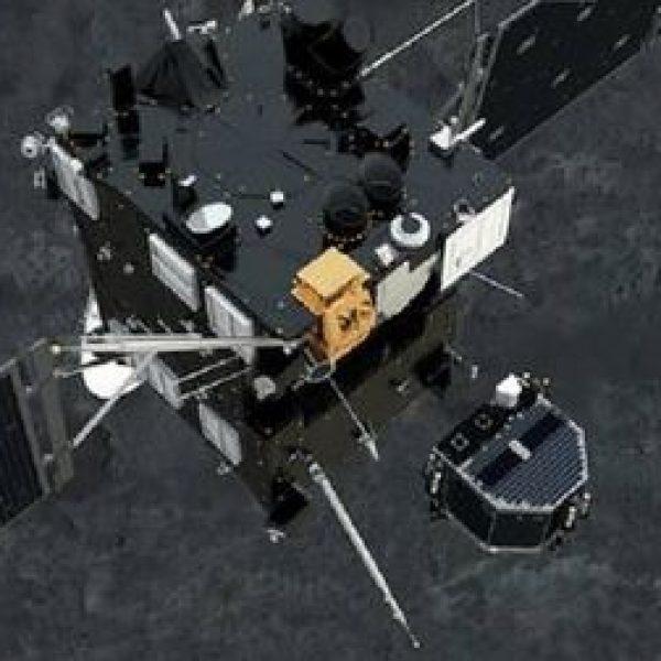 Sonda Rosetta: missione compiuta nello Spazio  Tocca il suolo della cometa e si spegne