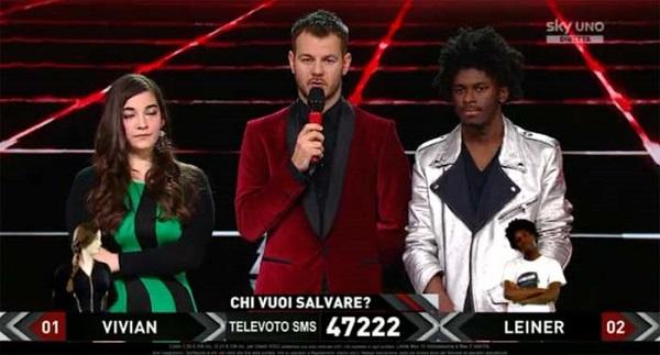 X Factor, fuori Riccardo e Vivian. Morgan torna in giuria