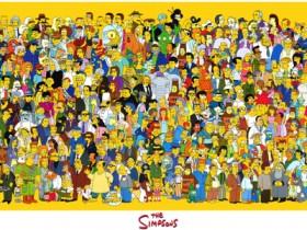 simpsons 25 anni personaggi anniversario