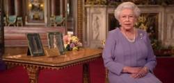 messaggio queen elisabeth christmas video non abdica riconciliazione