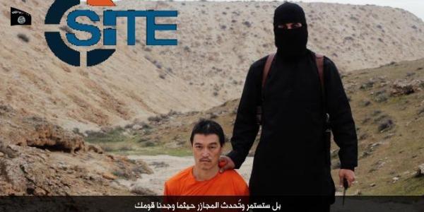 Isis, il video integrale della decapitazione dell'ostaggio giapponese Kenji Goto