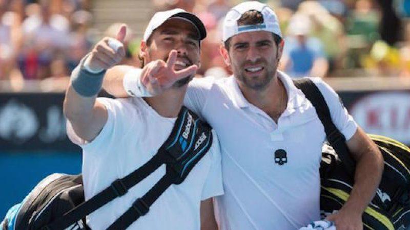 Coppa Davis, Italia – Russia 2 – 1. Il doppio Fognini – Bolelli porta in vantaggio gli azzurri