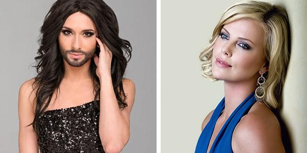 Anche Charlize Theron e Conchita Wurst tra gli ospiti di Sanremo