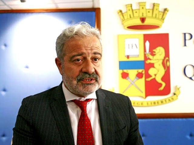 Palermo, cambio al vertice in Questura   Da Reggio Calabria arriva Guido Longo