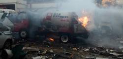 Messico, ospedale Messico, esplode ospedale in Messico, esplode ospedale pediatrico in Messico