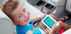 Radiazioni cervello bambini wifi