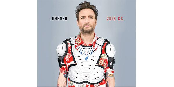 Lorenzo 2015 cc il nuovo album di jovanotti inizia il for Cd lorenzo jovanotti