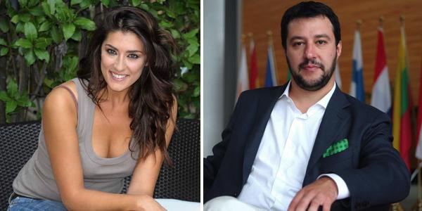 """Salvini frena sul presunto flirt con Elisa Isoardi: """"Solo voci giornalistiche"""""""