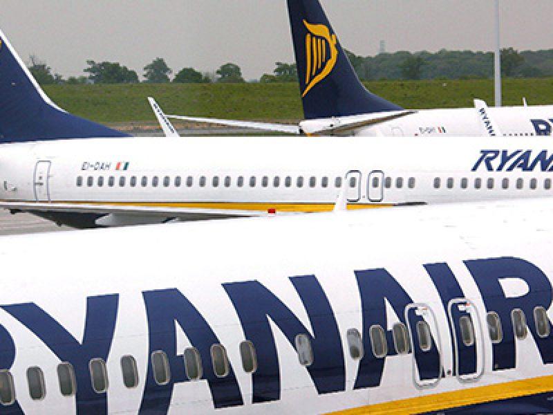 cancellazione voli, scioperi Ryanair, sciopero ryanair, sciopero voli 10 agosto, voli ryanair