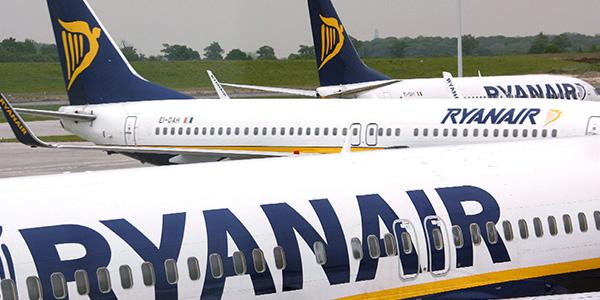 Ryanair, scioperi in tutta Europa: 55mila passeggeri a rischio