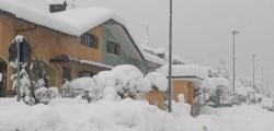 neve pioggia maltempo italia
