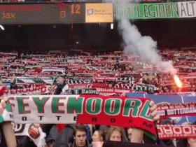 Feyenoord-Roma sospesa