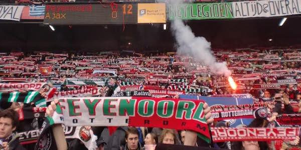 Dopo 18 anni il Feyenoord torna ad essere Campione d'Olanda