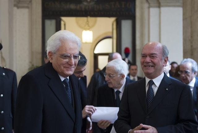 Il Consiglio di Stato contro la corruzione | Via all'anno giudiziario, c'è anche Mattarella