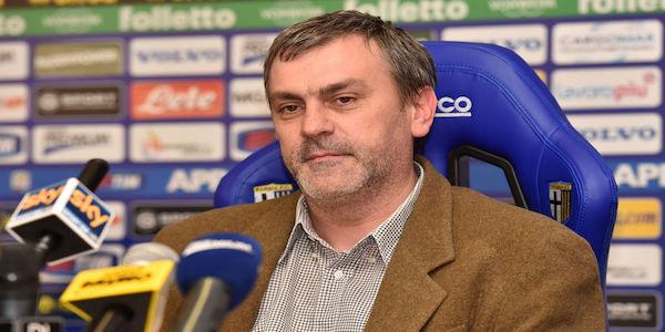 """Manenti choc : """"Si è parlato troppo del Parma, perchè non fallisce l'Inter?"""""""