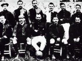 100 anni in rosanero, maglia del Palermo, maglia rosanero, Palermo, Palermo calcio, rosanero, storia del Palermo, storia Palermo, storia rosanero